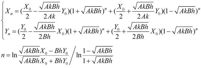 广宇方程和兰切斯特方程的关系